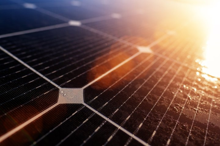 What is a monocrystalline cell?